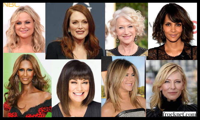 Longer Hairstyles To Make You Look Younger Frocknet Frocknet